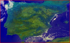NOAA1C :: Imagen NOAA-AVHRR L1C de 31-Jul-09